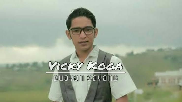 Vicky Koga - Buayan Sayang Chord