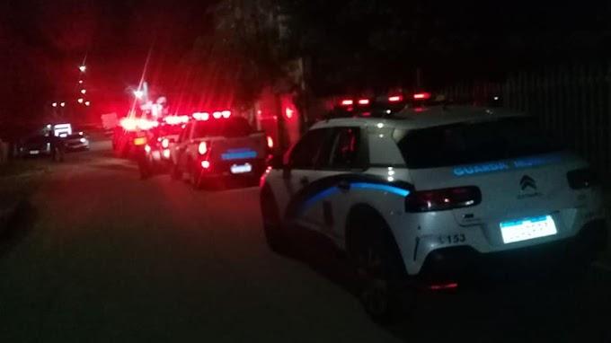 Operação integrada contra a perturbação do sossego alheio e roubo de veículos em Cachoeirinha