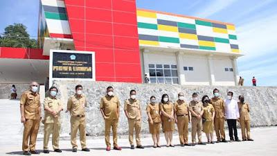 Gubernur Olly Lakukan Soft Opening RSJ Ratumbuysang