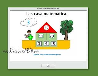 La casa matemática.