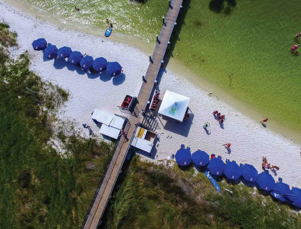 Portofino Island Resort & Spa Wedding Venues
