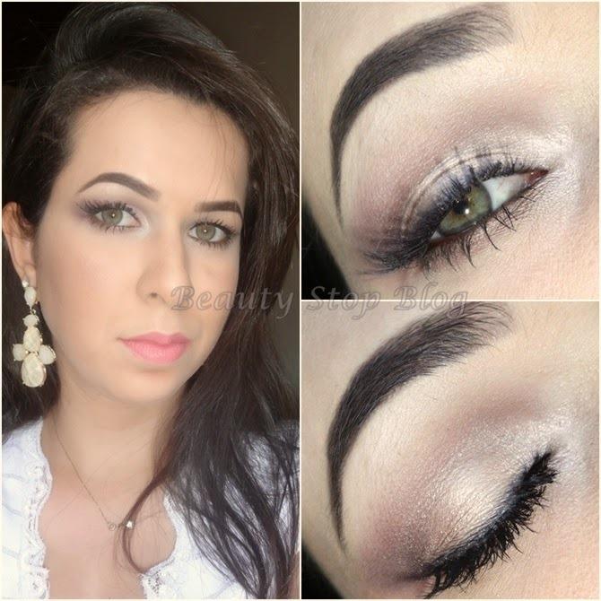Tutorial de Maquiagem Noivas Casamento de dia
