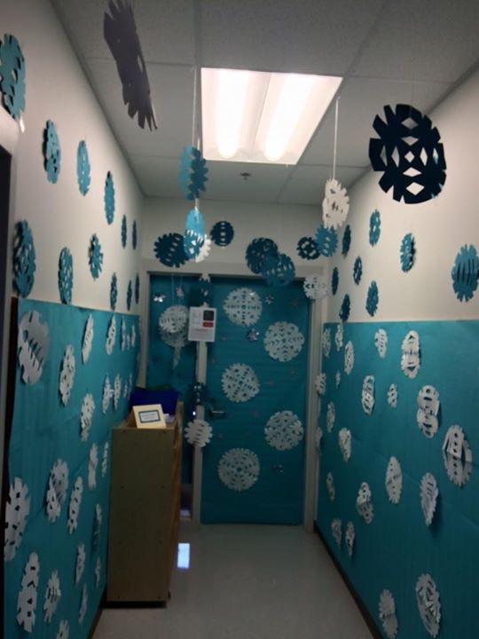 Winter Door Decorations For Elementary School