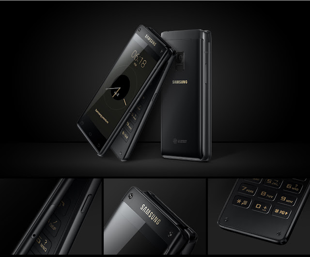 Samsung launches it's flagship flip phone in China