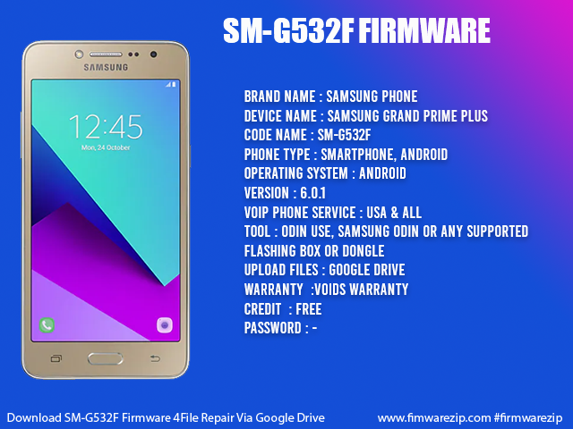 SM-G532F FIRMWARE