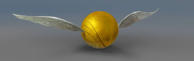 Boccino d'Oro (Golden Snitch)