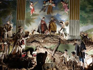 ジェノヴァのMuseo di Palazzo Realeの人形