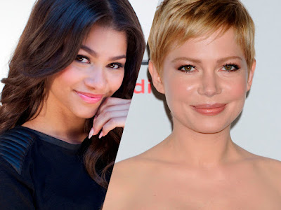 Michelle Williams y Zendaya en conversaciones para 'The greatest showman on Earth'