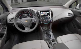 Chevrolet estreia o novo Cruze Sport6 no Brasil