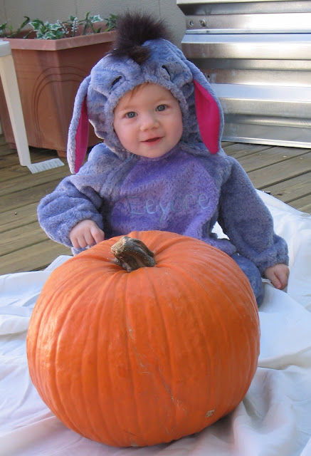 Photo of David Brodosi with pumpkin