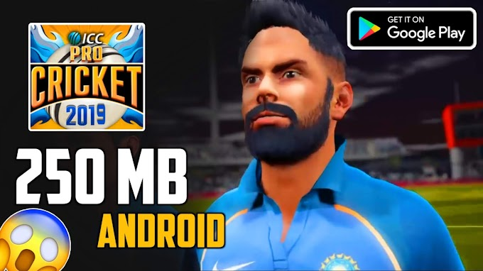 NEW CRICKET GAME WITH NEW REAL COMENTRY