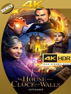 La Casa con un Reloj en sus Paredes (2018) 4K REMUX 2160p UHD [HDR] Latino [GoogleDrive]