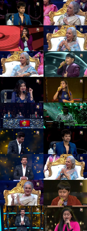 Screenshots Of Hindi Show Superstar Singer 7th September 2019 Episode 21 300MB 480P HD