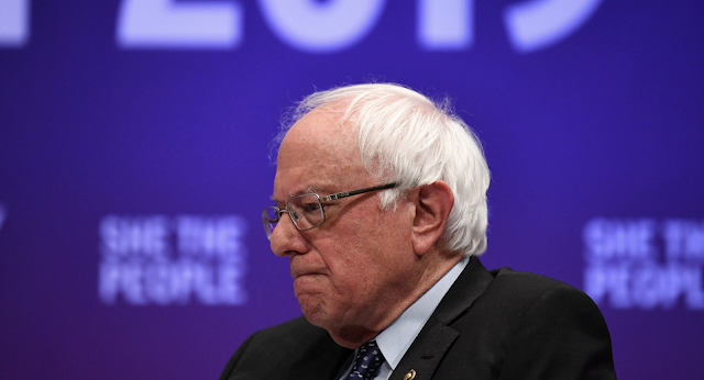 75% of Americans disagree with Bernie Sanders' plan to let every US prisoner vote