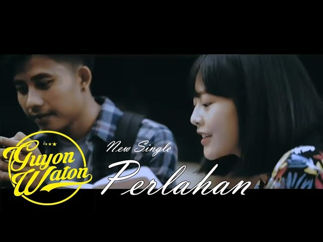 Chord Kunci Gitar Guyon Waton - Perlahan