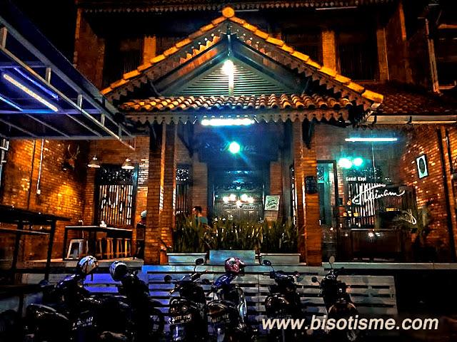 Kedai Kopi Hainam Pondok Bambu Jakarta