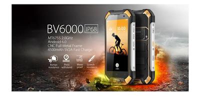 Spesifikasi Blackview BV6000