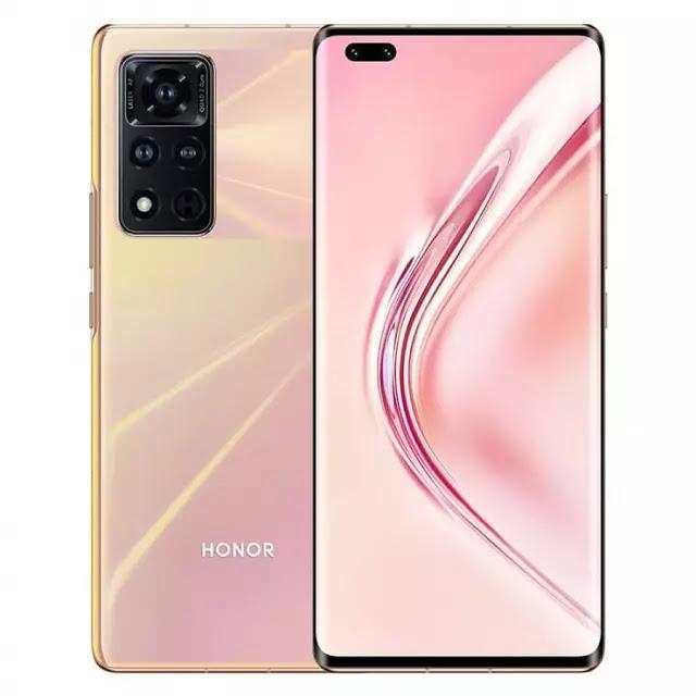 Honor V40 5G Rose Gold