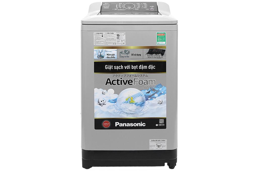 Máy giặt Panasonic 9 kg NA-F90A4GRV Trả góp 0 đồng, 0% giá rẻ tại THE ANH ELECTRIC