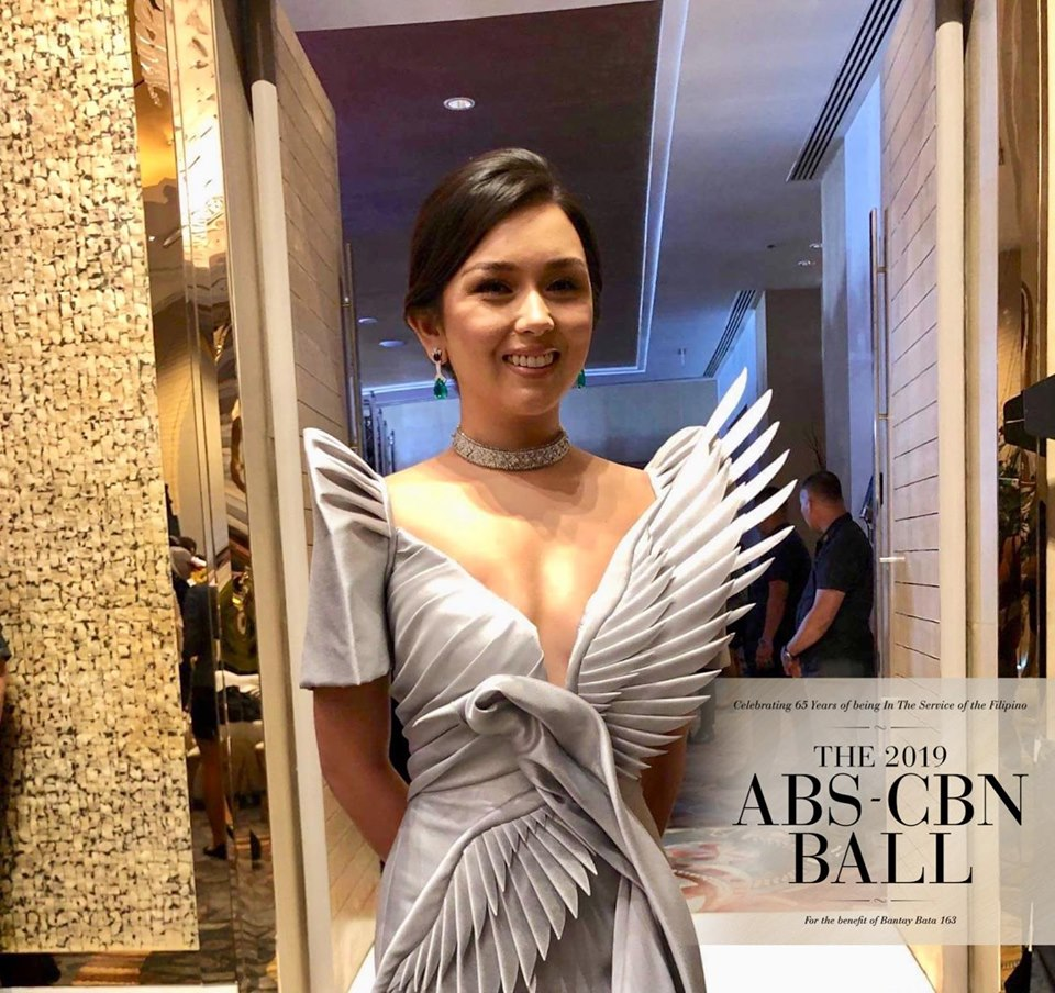 Beauty Gonzales ABS-CBN Ball 2019