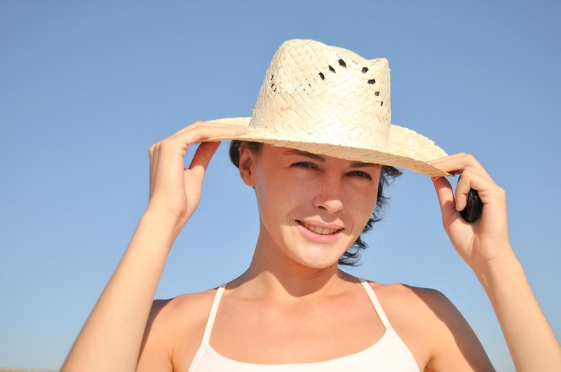 Cuidado facial protetor solar