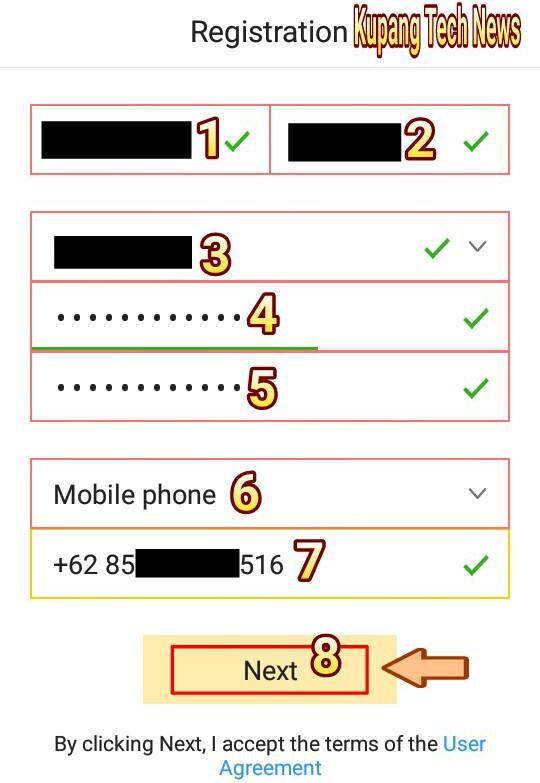 Cara membuat email Yandex terbaru | Kupang Tech News