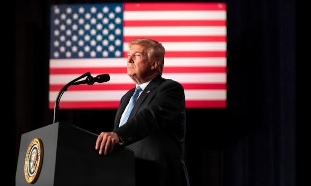 رؤية الرئيس دونالد ج. ترامب للسلام والازدهار ومستقبل أكثر إشراقا لإسرائيل والشعب الفلسطيني