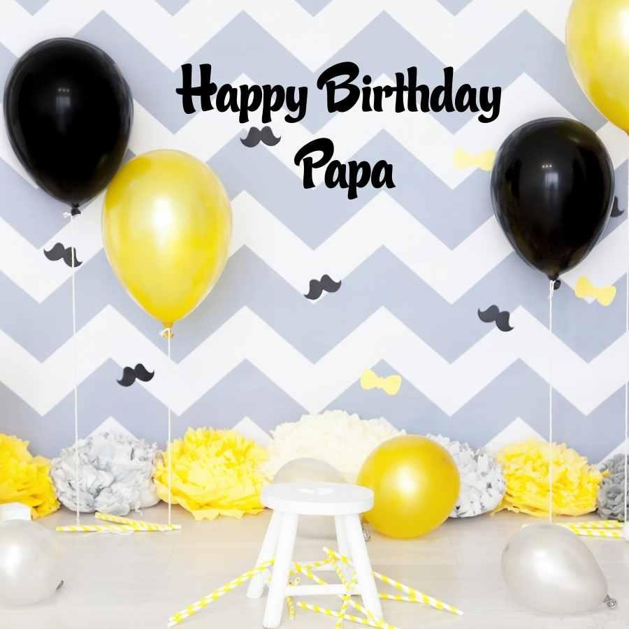 happy birthday baba cake