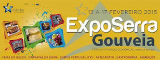 Programa ExpoSerra 2015 em Gouveia