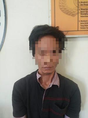 Kedapatan Bawa Sabu dan Inex, Warga Sidomulyo Digelandang ke Polres Lampung Timur