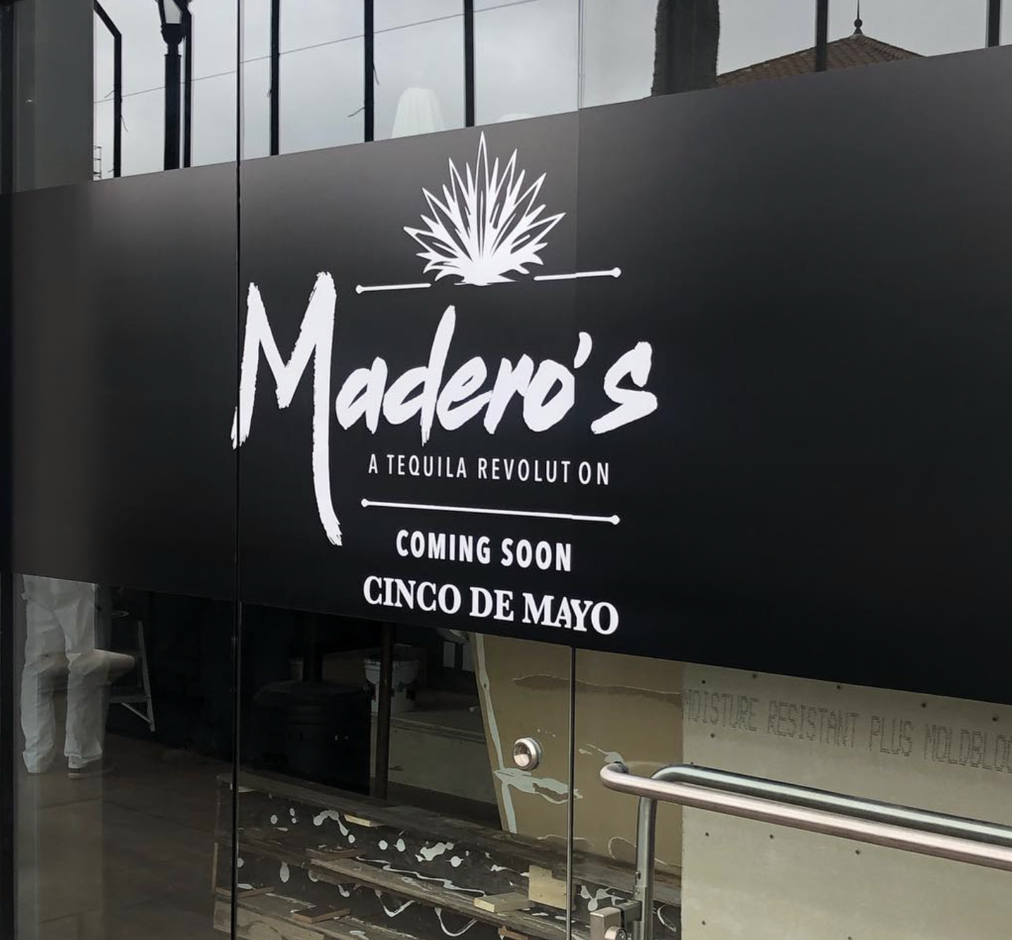 SanDiegoVille: Madero's Mexican Tequila Bar To Open Soon
