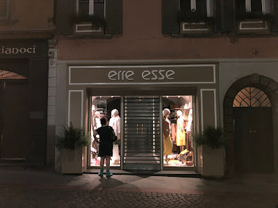 A Shop Called Erre Esse or RS.