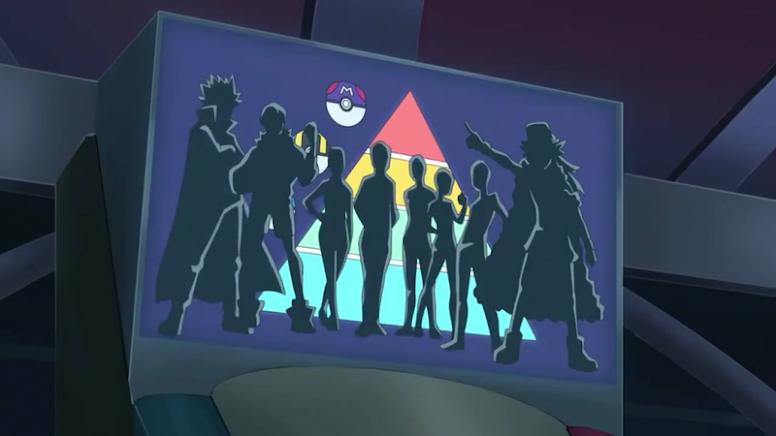 Oito Mestres Anime