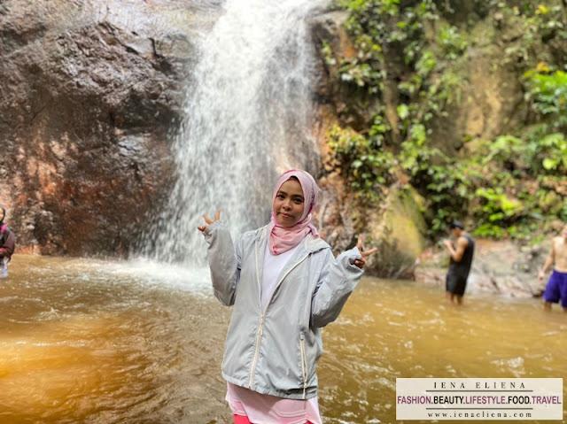 Sungai Pisang Waterfall Gombak
