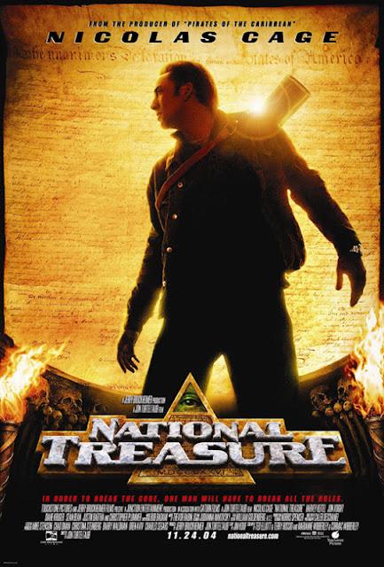 National Treasure 1 ปฏิบัติการเดือดล่าขุมทรัพย์สุดขอบโลก