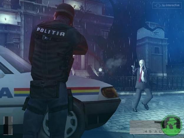 Hitman 2 Silent Assassin Ripped PC Game Free Download 180 MB