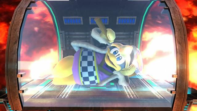 King Dedede oven rotisserie Norfair Super Smash Bros. For Wii U cooked