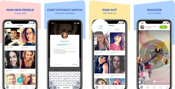 LOVOO - Dating App & Live Chat în App Store
