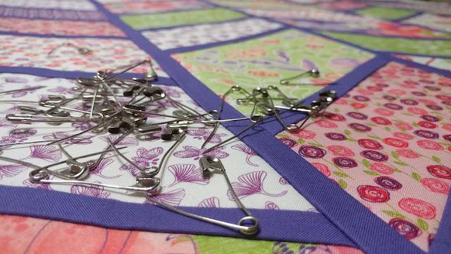 pin basting