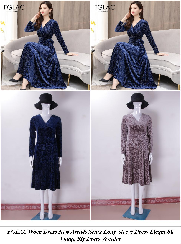 Junior Dresses - Summer Clearance Sale - Floral Dress - Cheap Online Clothes Shopping