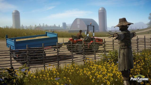 Pure Farming 2018 imagenes