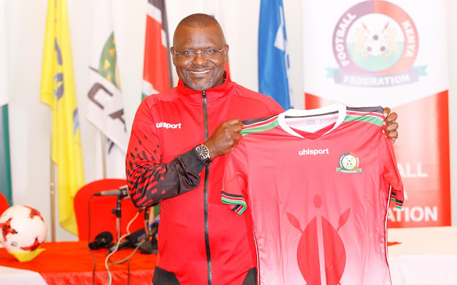 Jacob Ghost Mulee back to Harambee stars