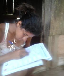 Estado do Tapajós, ponto de coleta de assinaturas em Itaituba envia representante para comunidade em Aveiro.