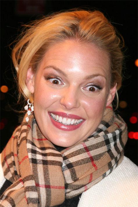 Crazy Eye Make Up: Rockin Robin Applique: Crazy Eyes