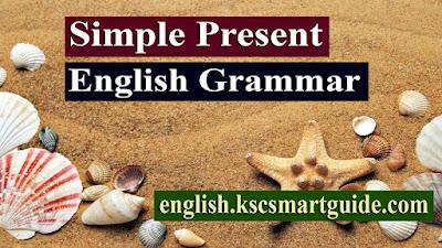Simple Present-English Grammar