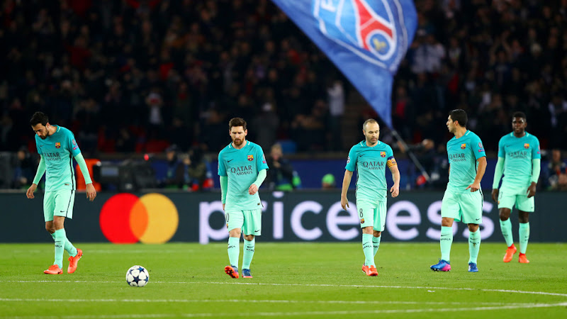 Análisis partidos de ida de los Octavos de Final de la UEFA Champions League 2017: PSG vs. Barcelona, Real Madrid vs. Napoli, Bayern Munich vs. Arsenal | Ximinia