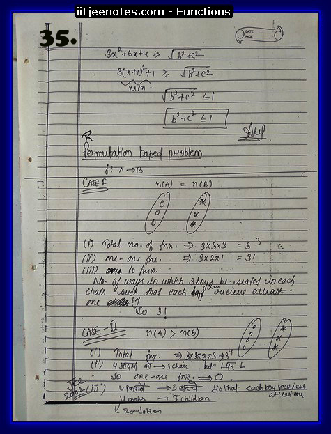functions notes download kare7