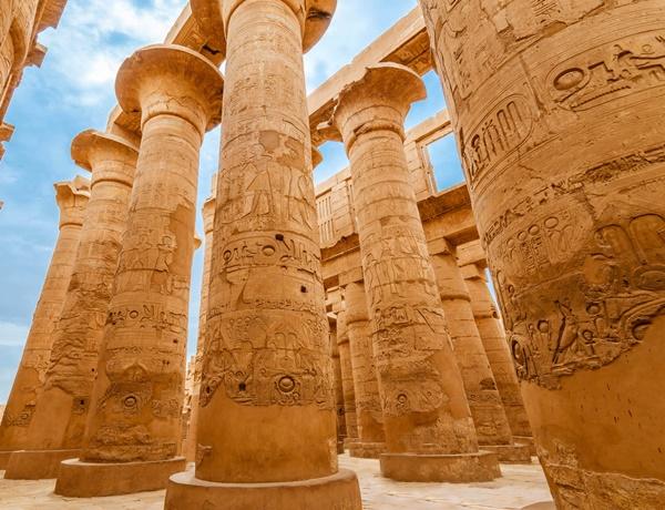 มหาวิหารคาร์นัค (Karnak: The Karnak Temple Complex)