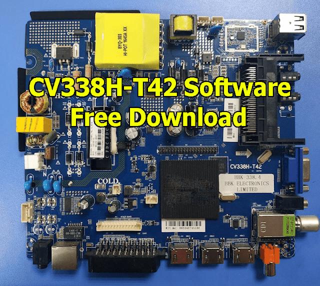 CV338H-T42 Software Free Download