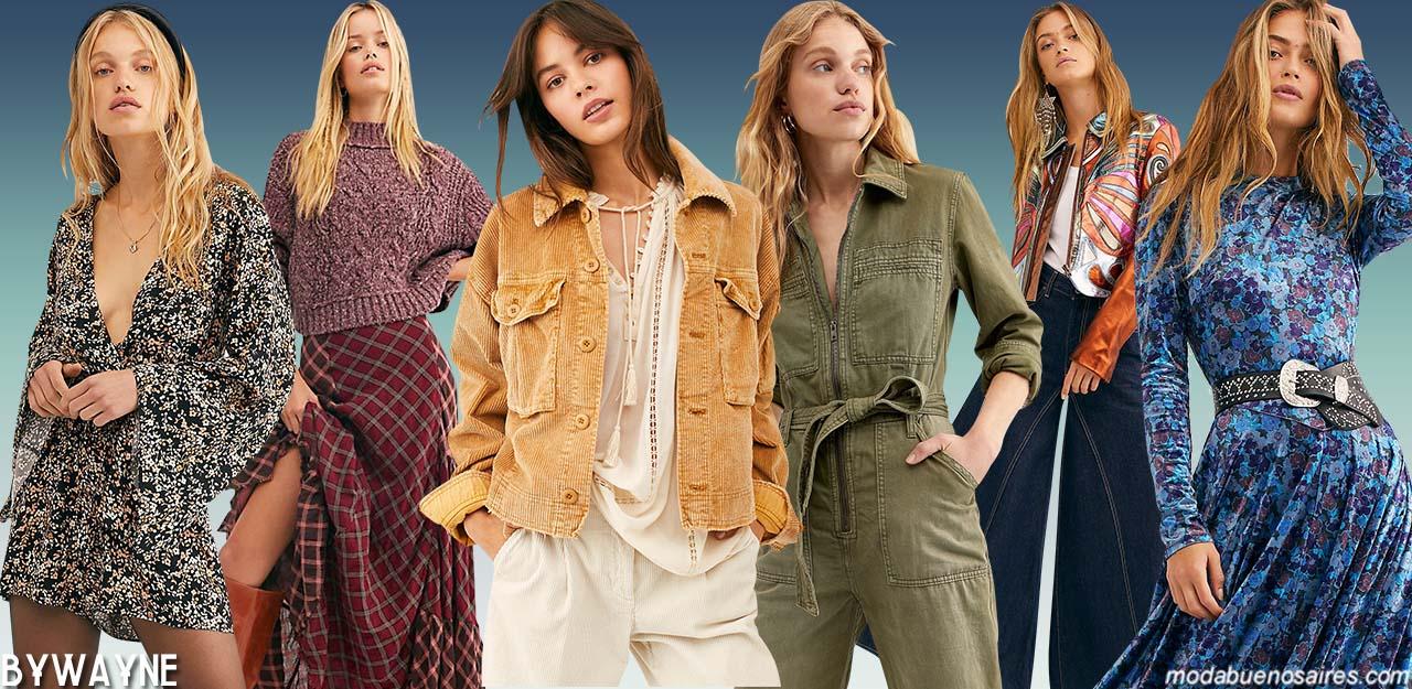 Tendencias de moda otoño invierno 2020. │ Moda otoño invierno 2020.│Moda 2020.